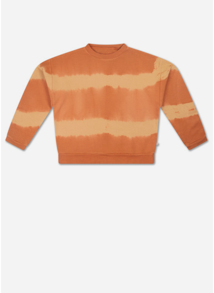 Repose crewneck sweater - fudge marble