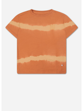 Repose tee - fudge marble