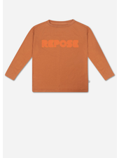 Repose long sleeve - warm hazel