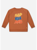 Repose classic sweater - warm hazel