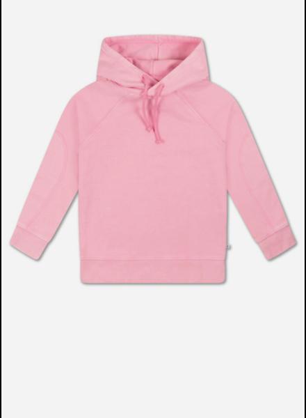 Repose hoodie - washed begonia