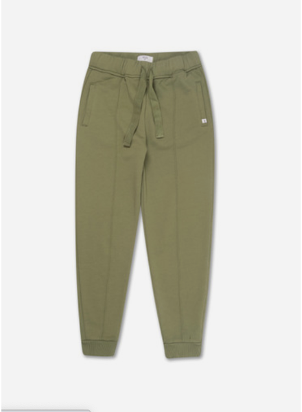 Repose jogger - loden green