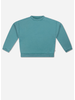 Repose crewneck sweater - greyish sky blue