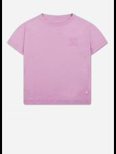 Repose tee - greyish violet