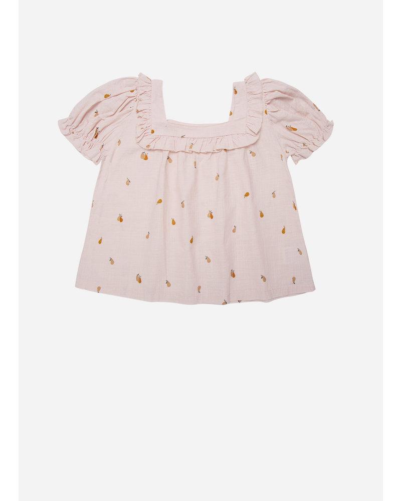 The New Society rachel blouse - pears