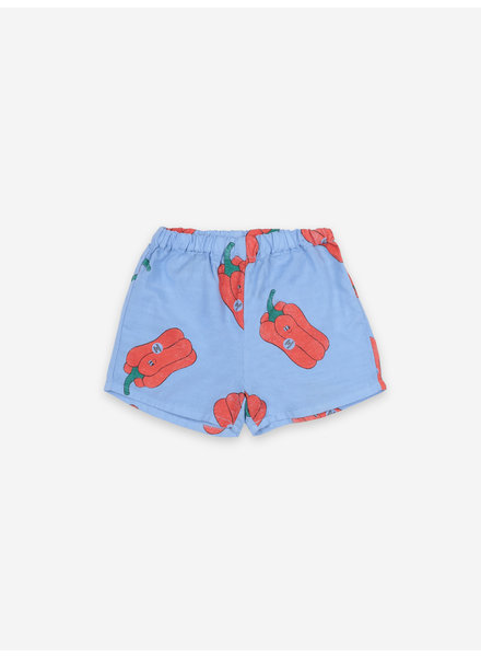Bobo Choses vote for pepper all over woven shorts