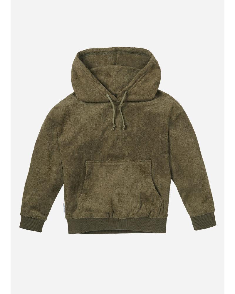 Mingo hoodie - sage  green