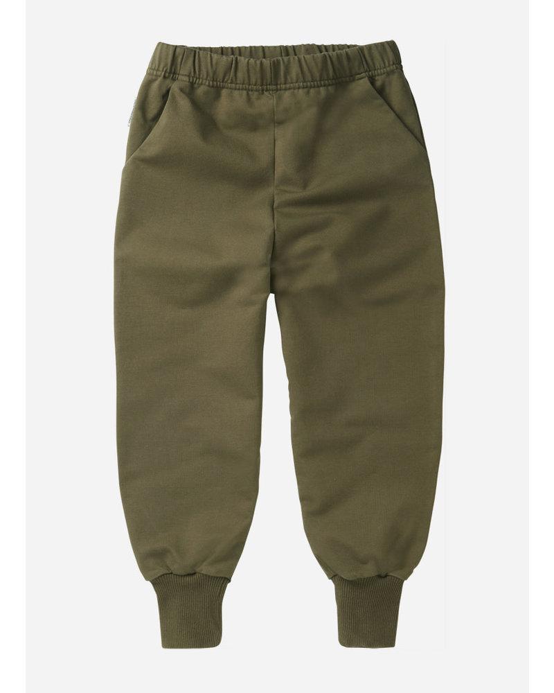 Mingo sweat pants - sage green