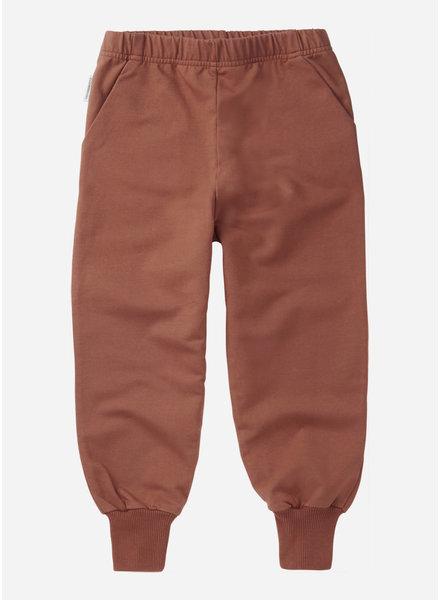 Mingo sweat pants - sienna rose