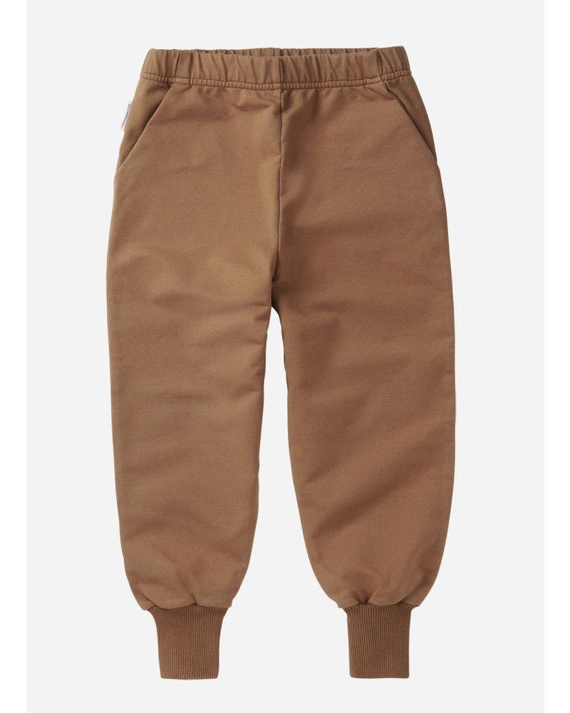 Mingo sweat pants - warm earth