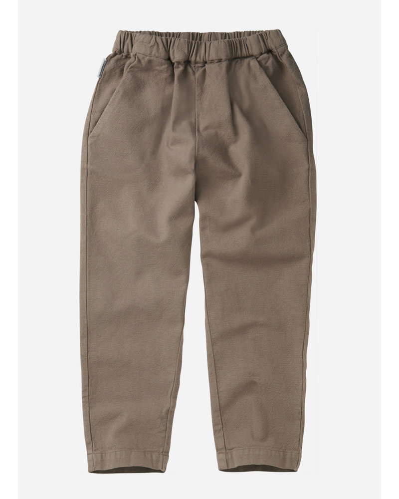 Mingo tapered trousers - moon dust