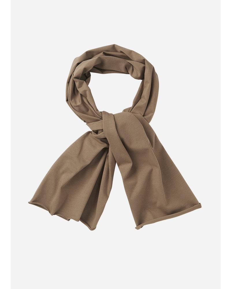 Mingo scarf basics - ginger