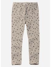 Mingo rib legging - dots