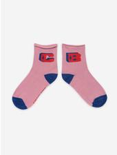 Bobo Choses pink bc short socks