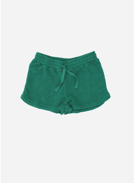 Long Live The Queen shorts - green