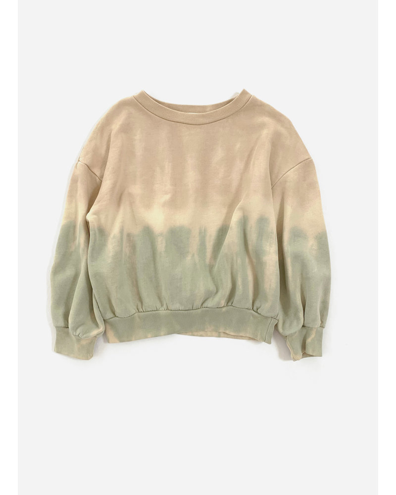 Long Live The Queen sweater - pastel tie and dye