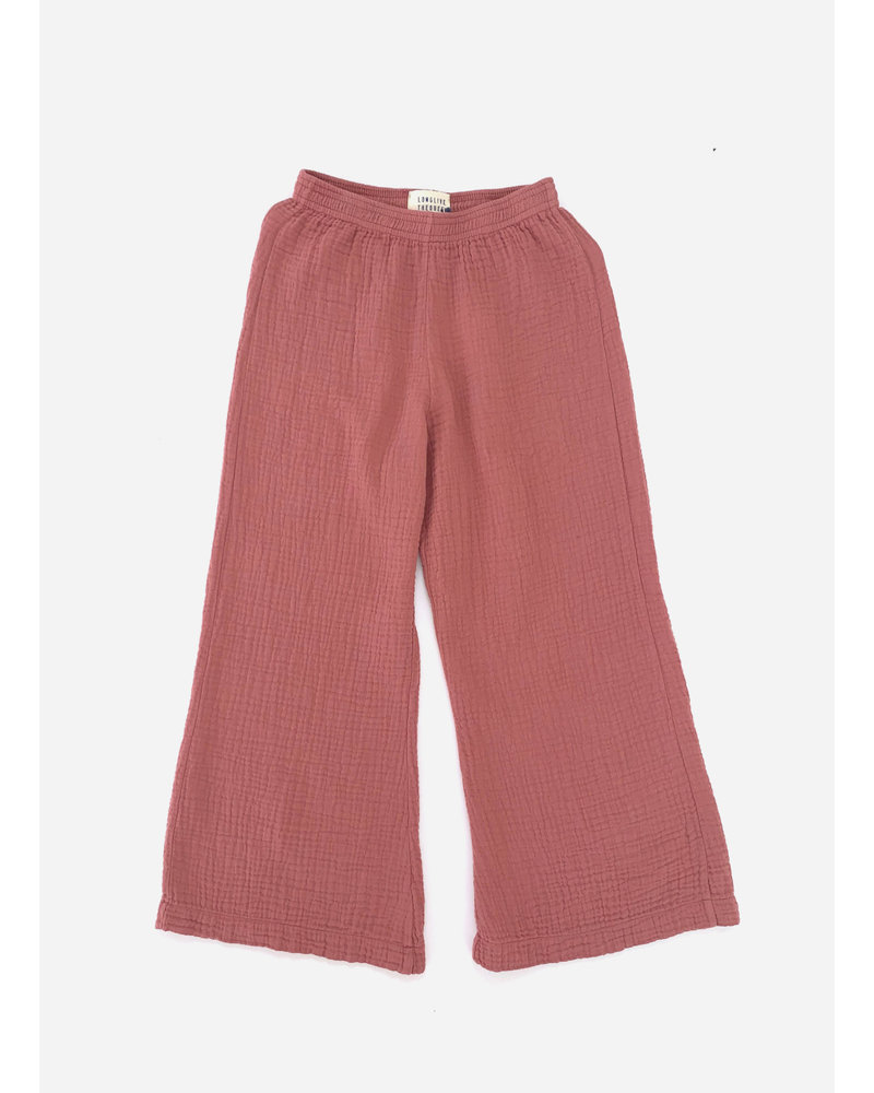 Long Live The Queen wide pants - canyon