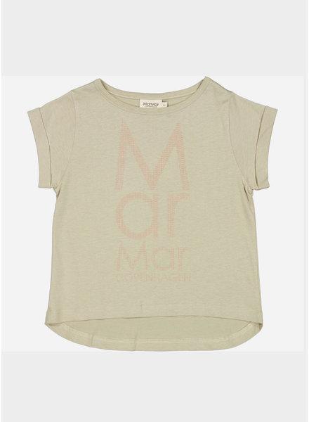 MarMar Copenhagen tavora shirt - sand stone