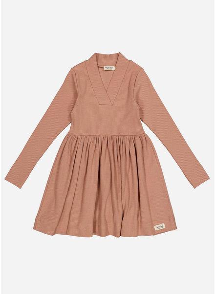 MarMar Copenhagen dress - rose brown