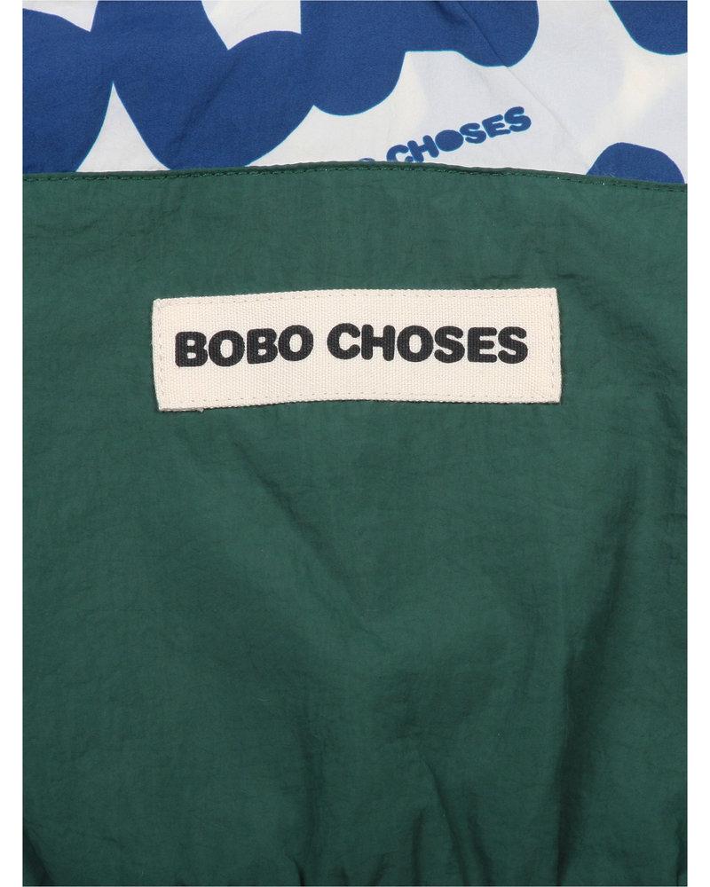 Bobo Choses play all over rain jacket