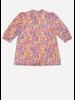 Repose a line dress - scribble flower