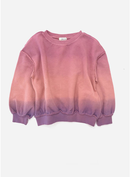 Long Live The Queen sweater - purple pink