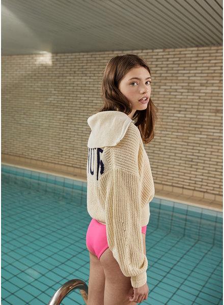 Les Coyotes De Paris lilly swimwear - neon pink