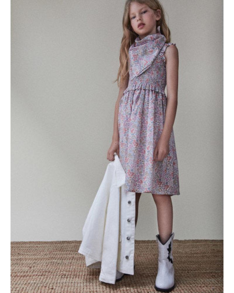 The New Society leopolda dress liberty - sweet may