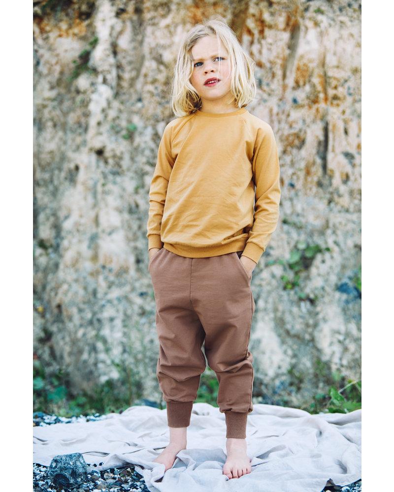 Mingo long sleeve - light ochre