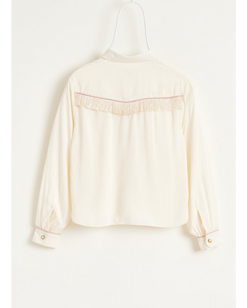 Bellerose amazon shirts - ecru
