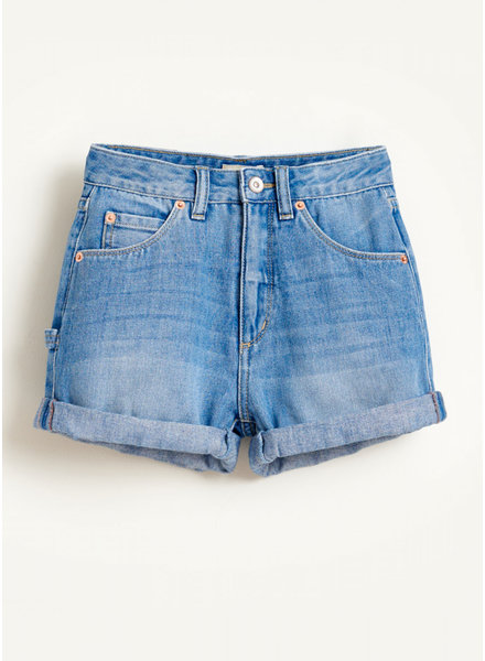 Bellerose petite shorts - medium bleached 388