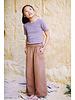Mingo wide pants - sienna rose