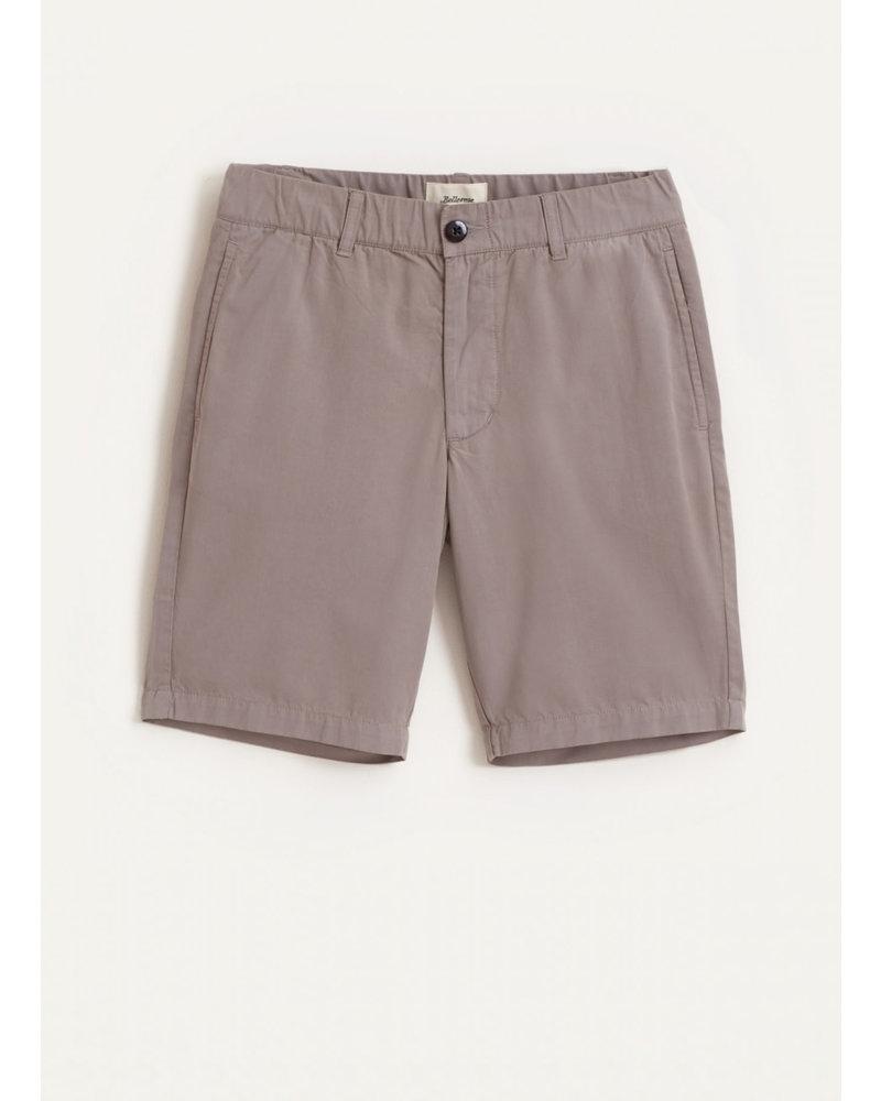 Bellerose isao shorts - concrete