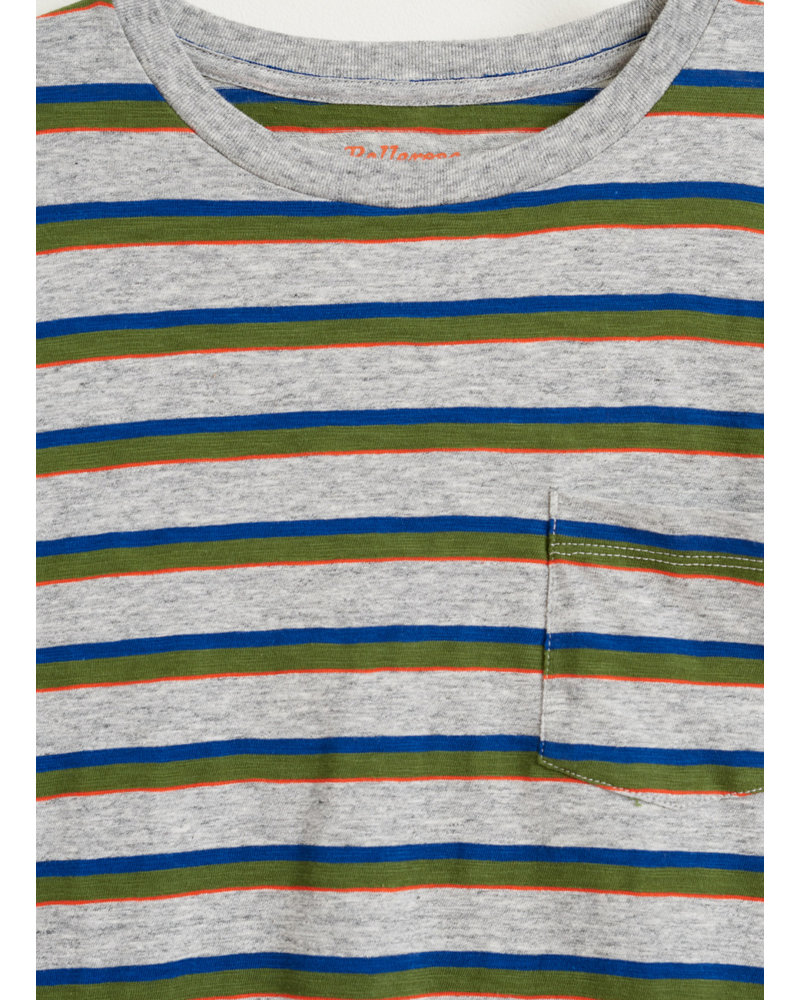 Bellerose aldo tshirts - stripe b