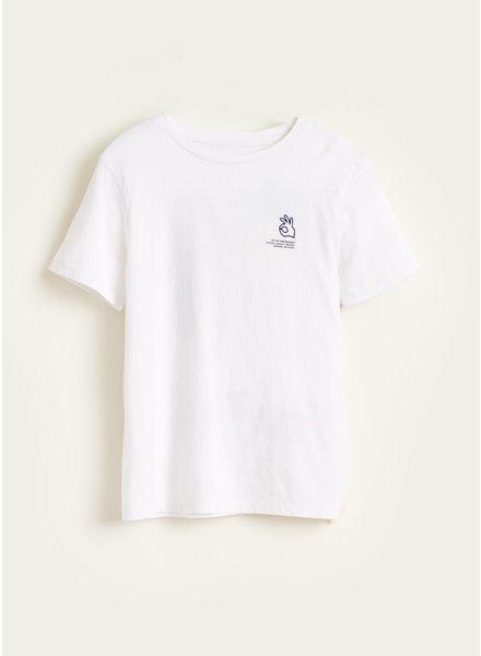 Bellerose kenny shirts - vinitage white