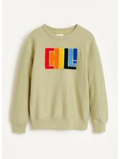Bellerose fago sweatshirts - cardamom