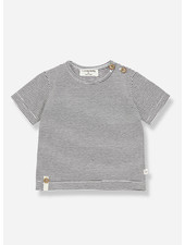 1+ In The Family blai short sleeve tshirt - anthracite