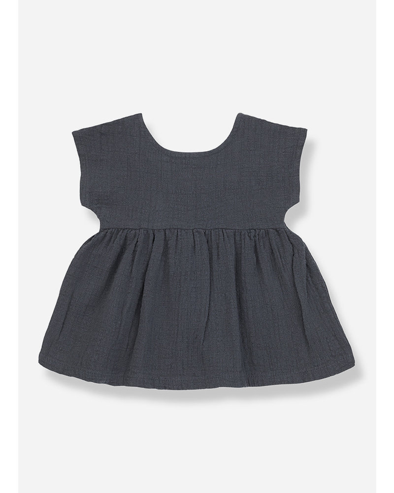 1+ In The Family bruna dress - anthracite