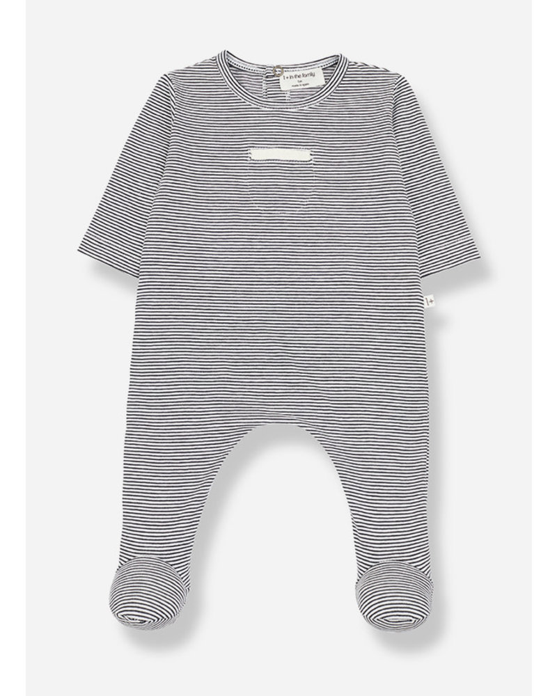 1+ In The Family didac jumpsuit - anthracite