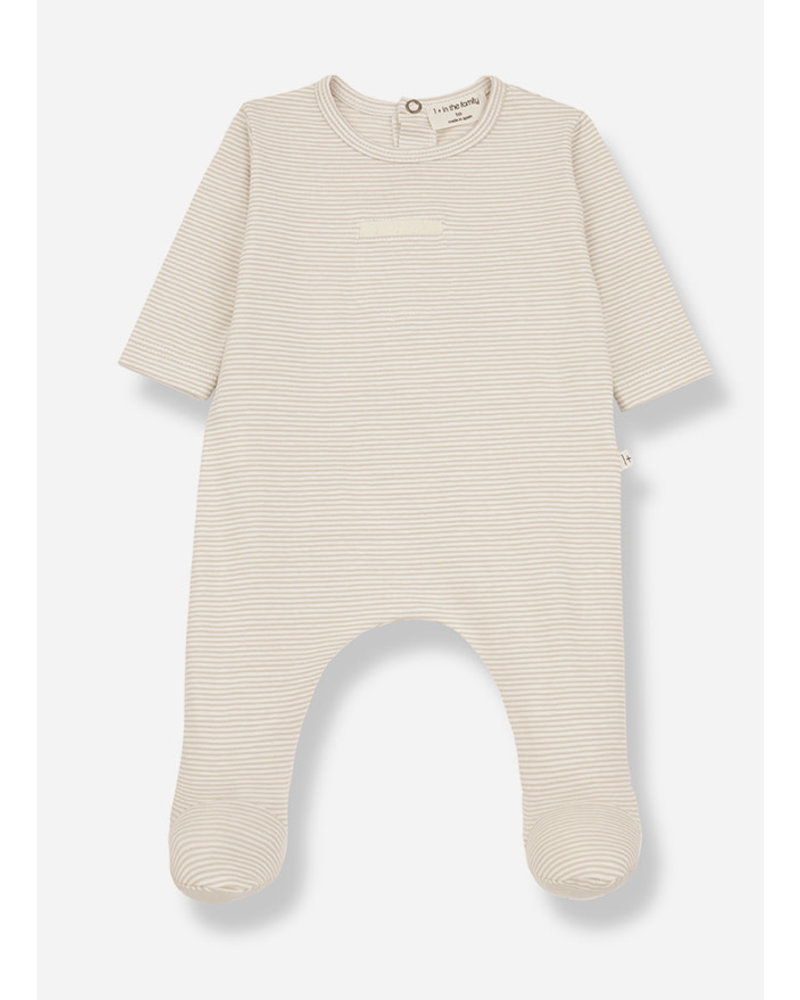 1+ In The Family didac jumpsuit - nude