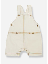 1+ In The Family guille dungaree - natural