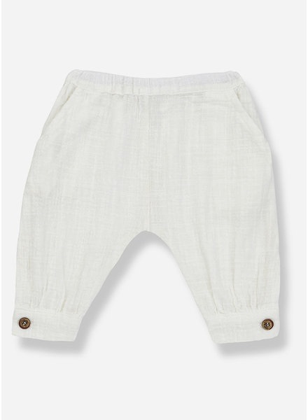 1+ In The Family marga girly pants - off white