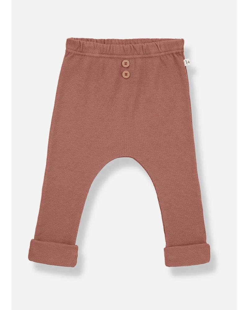 1+ In The Family marti leggings - roibos