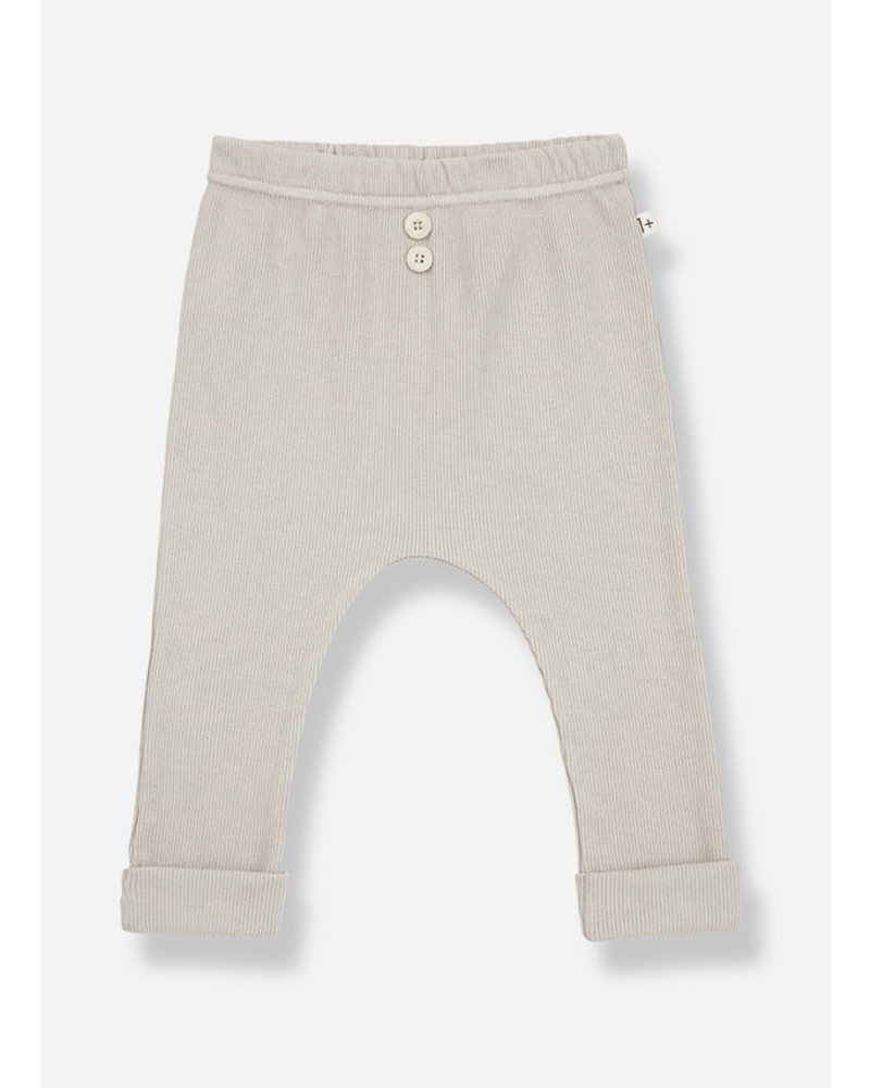 1+ In The Family marti leggings - stone
