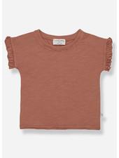 1+ In The Family mireia sleeve tshirt - roibos