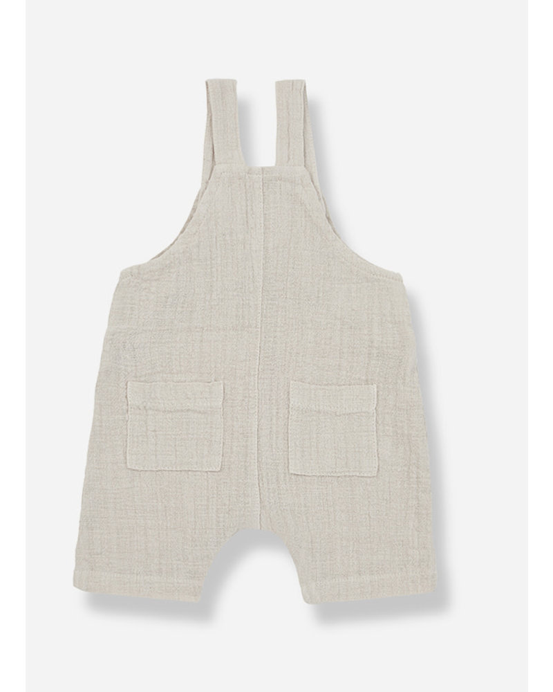 1+ In The Family nacho dungaree - beige