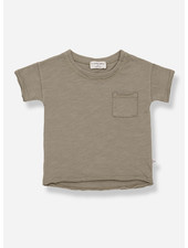 1+ In The Family nani short sleeve tshirt - khaki