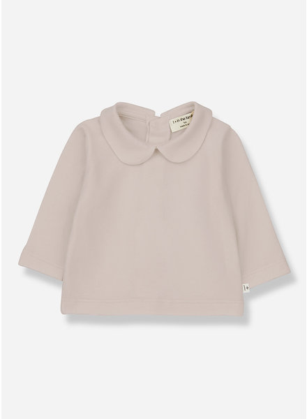 1+ In The Family colette blouse - nude