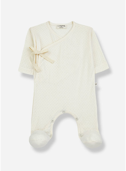 1+ In The Family sonia jumpsuit  - ecru