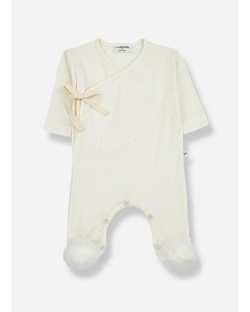 1+ In The Family sonia jumpsuit  - ecru